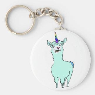 Llamacorn Schlüsselanhänger