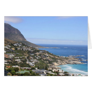 Llandudno, Cape Town, Südafrika Karte