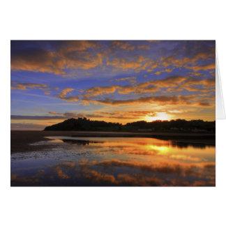 Llanstephan Sunset