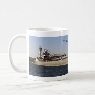LLC-Tasse volles Bild des Sieges u. James L. Kuber Kaffeetasse