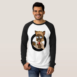 Lloyd, der Longsleeve der Solo- Männer T-Shirt