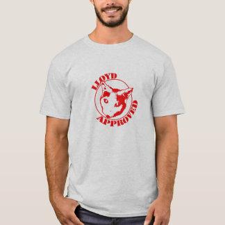 Lloyd erkannte - der grauen Männer an T-Shirt