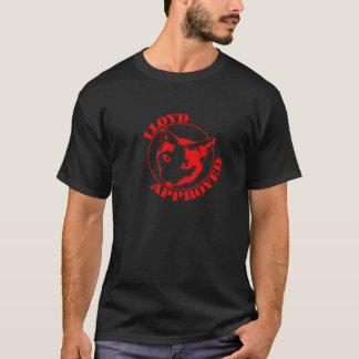 Lloyd erkannte - der schwarzen Männer an T-Shirt