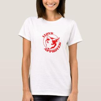 Lloyd genehmigte - den T - Shirt der Frauen