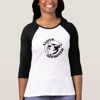 Lloyd genehmigte - die 3/4 Hülse der Frauen T-Shirt