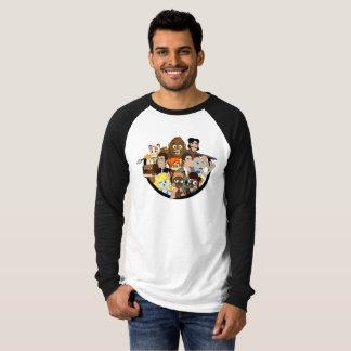 LLOYD gruppieren Shirt (lange Hülse)