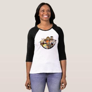 LLOYD gruppieren Shirt (lange Hülsen-Frauen)