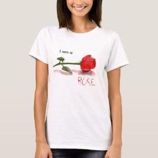load_large, bin ich a, ROSE T-Shirt