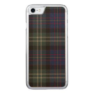 Loch Achanalt kariert Carved iPhone 8/7 Hülle
