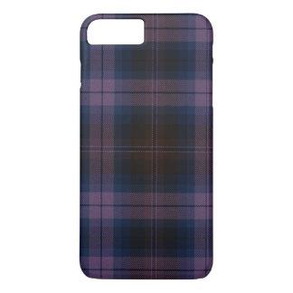 Loch Allt Eoin Thomais karierter Tartan iPhone 8 Plus/7 Plus Hülle