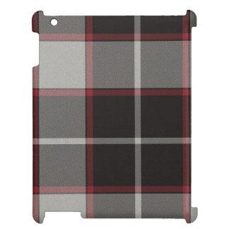 Loch-Anna karierter Tartan iPad Hülle