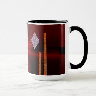 Loch-Eigenartigkeit Tasse