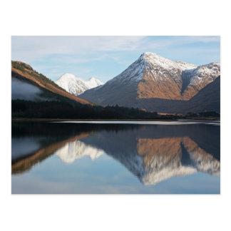 Loch Etive Postkarte