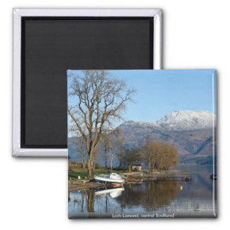 Loch Lomond, Mittelschottland Quadratischer Magnet