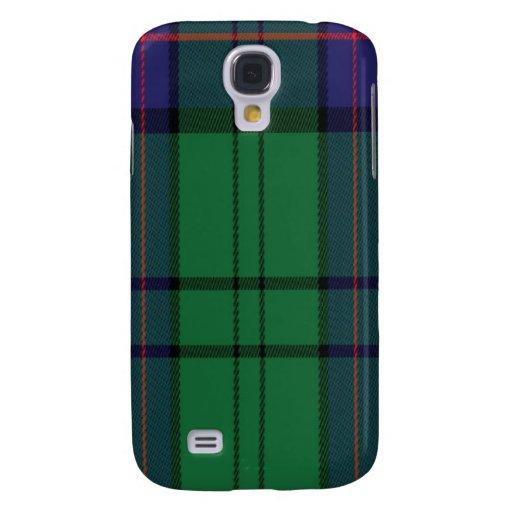 Lockhart schottischer Tartan Samsung rufen Fall an Galaxy S4 Hülle