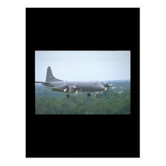 Lockheed CP-140 Aurora_Aviation Photograp Postkarten