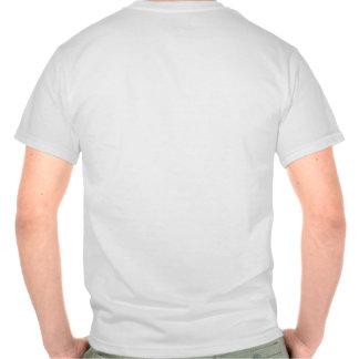 Lodernder Melone-Feuer-Ball - besonders angefertig Tshirt