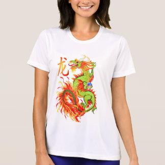 Loderndes Drache-Jähriges der Drache-Shirts T-Shirt