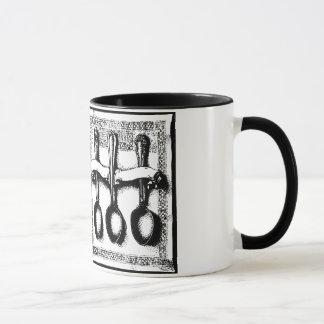 Löffel Tasse
