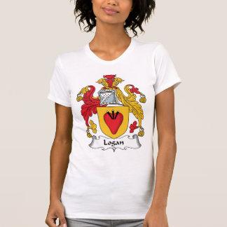 Logan-Familienwappen T-Shirt