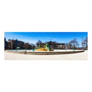 Logan-Kreis, Philadelphia PA Fotodruck