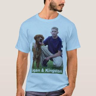 Logan u. Kingston T-Shirt