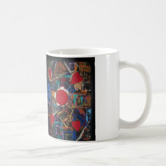 Logik und Gefühl 4 Kaffeetasse
