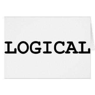 logisch karte