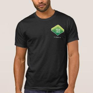 Logo-Angestellter Men Business T-Shirt Custom