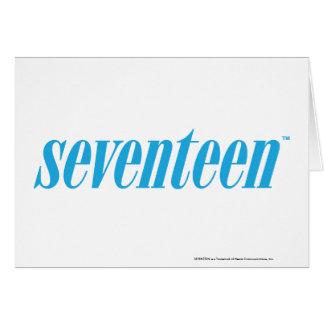 Logo-Aqua siebzehn Karte