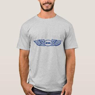 Logo ASA Blue Wings T-Shirt