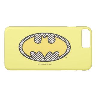 Logo Batman-Symbol-| Showtime iPhone 8 Plus/7 Plus Hülle