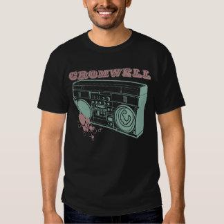 Logo CROMWELLS Boombox Hemden