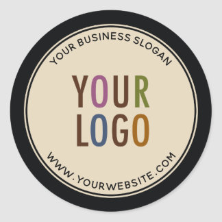 Logo Custom Promotional Business Stickers Company