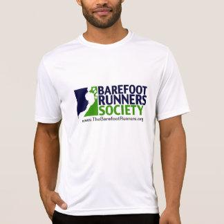 Logo das microfiber der Männer+URL T-Shirt