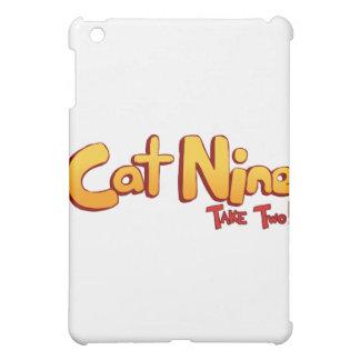 Logo der Katzen-neun Hülle Für iPad Mini