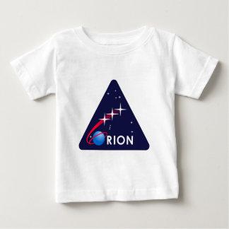 Logo der NASAs Orion Baby T-shirt