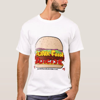 Logo des Hamburger-JFS T-Shirt