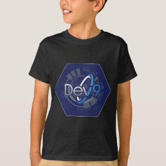 Logo des Hexagon-Dev9 T-Shirt