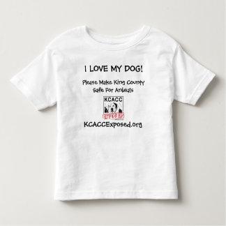 Logo, i-LIEBE MEIN HUND! , KCACCExposed.org, Kleinkinder T-shirt