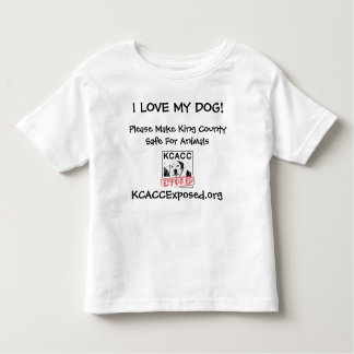 Logo, i-LIEBE MEIN HUND! , KCACCExposed.org, T-Shirts