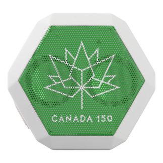 Logo Kanadas 150 Weiße Bluetooth Lautsprecher
