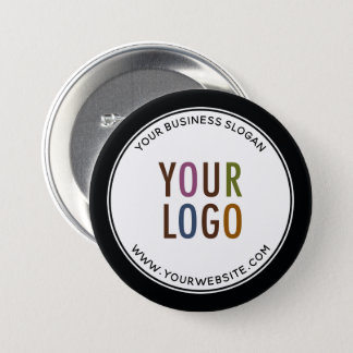 Logo Promotional Custom Pinback Button Pin Company