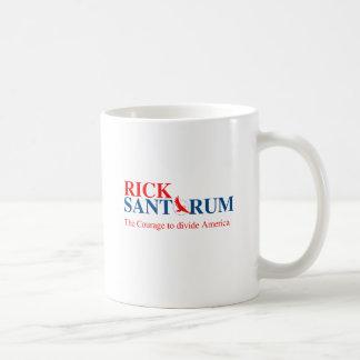 Logo Rick Santorum Tasse