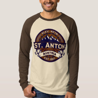 Logo-Shirt St. Anton T-Shirt