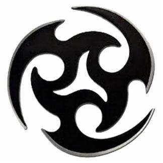 Logo-Statue-Sache Fotoskulptur Schlüsselanhänger