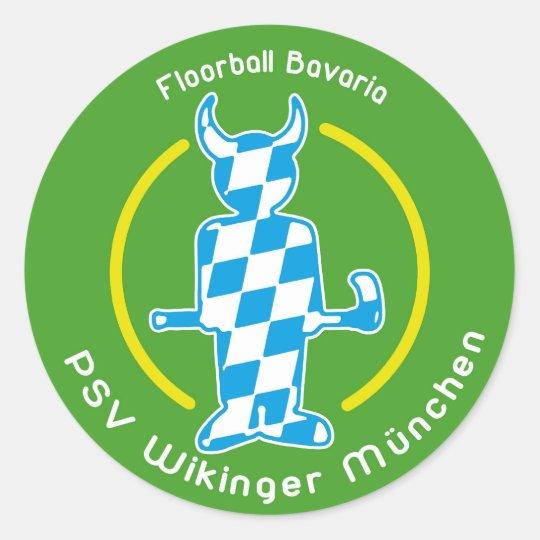 logo_sticker_gruen runder aufkleber