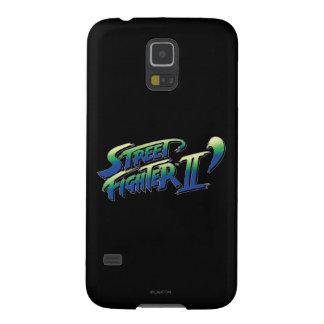 Logo Street Fighters II Galaxy S5 Hüllen