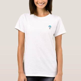 Logo-T - Shirt Anne Germain