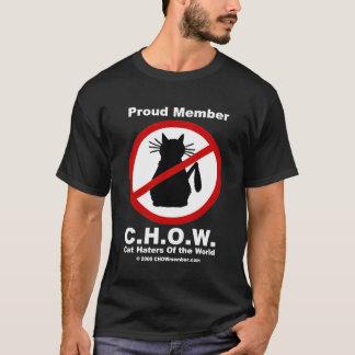 Logo-T - Shirt Katzehaters-C.H.O.W.